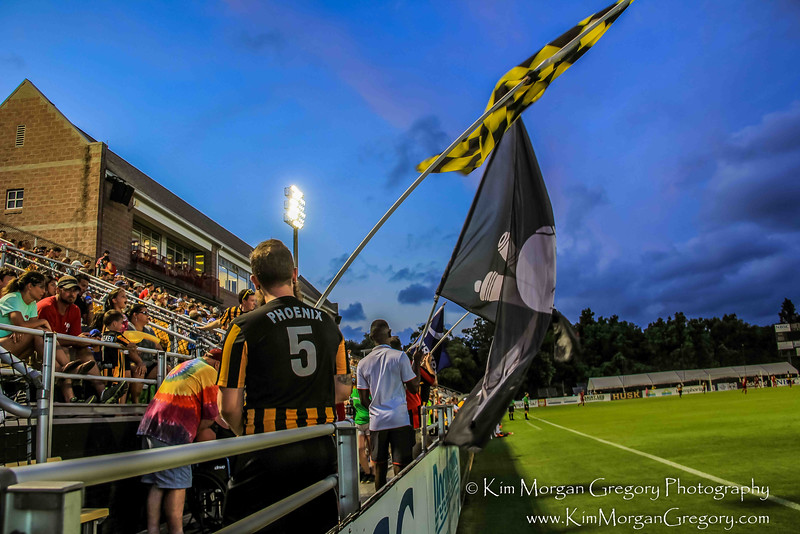 BATTERY  vs RICHMOND | 2nd Half | 7-2-16