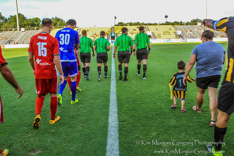 BATTERY vs RICHMOND | 1st Half | 7-02-16