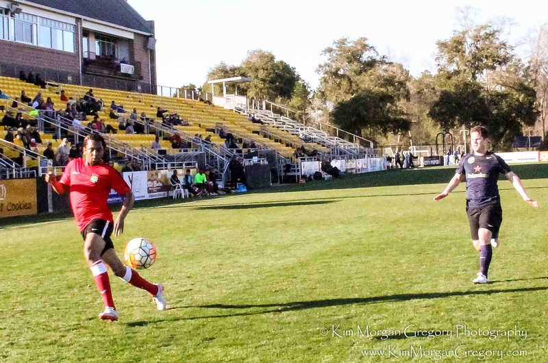 BATTERY vs St. Louis FC | Preseason | 02-27-16