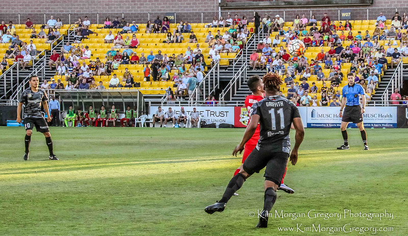 BATTERY vs TORONTO FC II - 5-14-16
