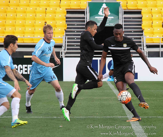 BATTERY vs Wilmington | Preseason | 3-9-16