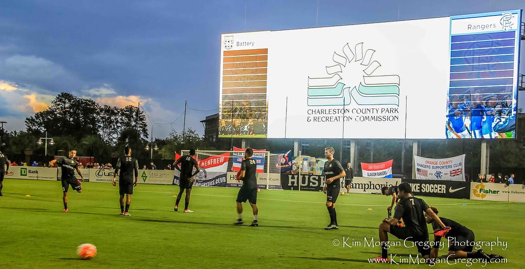 RANGERS FC PRE-MATCH PRESENTATION