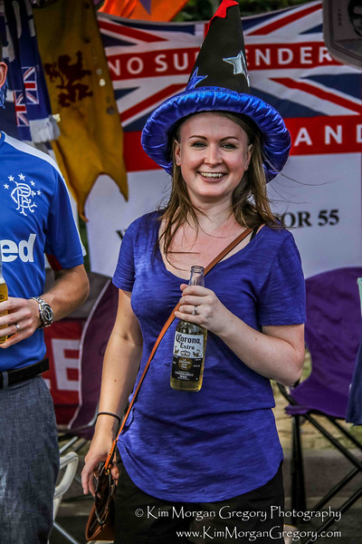 REGIMENT TAILGATE w/ RANGERS FC SUPPORTERS