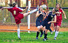 "South Paulding gets a penalty for an obvious ""high kick""."