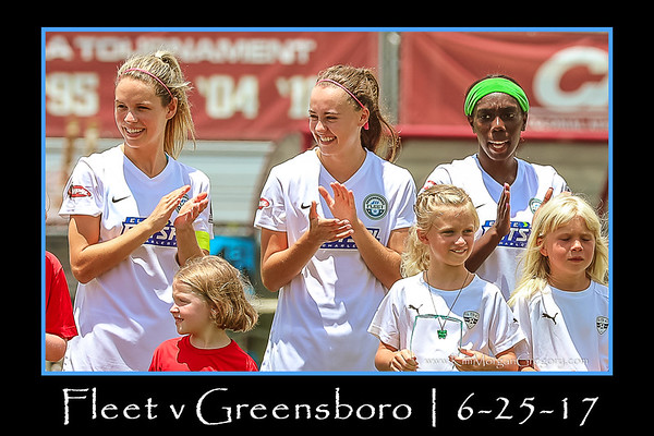 FLEET v GREENSBORO | 6-25-17