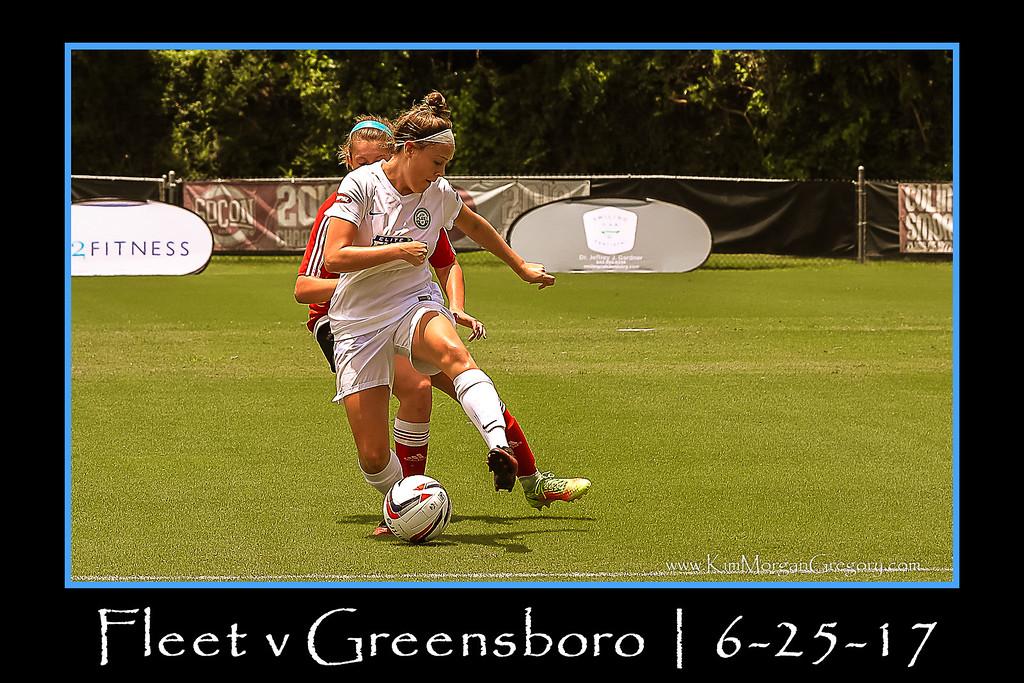 FLEET v GREENSBORO | 6-25-17