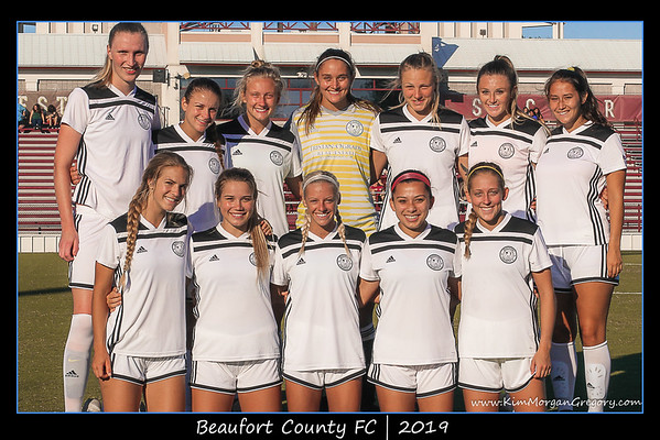3 beaufort team photo