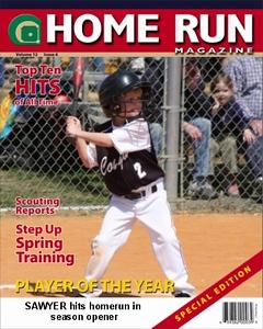 magazine cover option