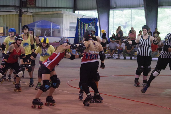 Southshire Roller Derby - 081818