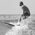 Surfing Count Line, Malibu