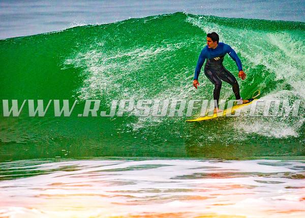 Surfing Westward Beach (02/13/2016)