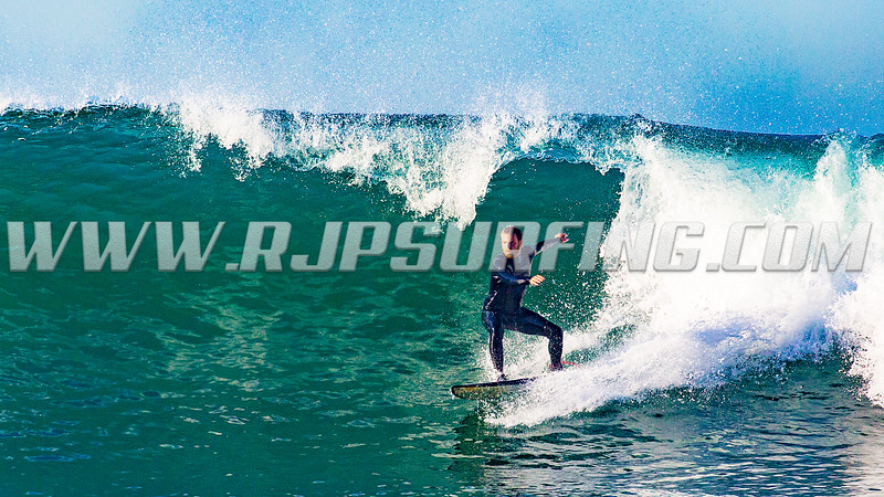 Surfing County Line (02/25/2016)