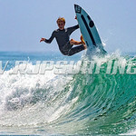 Surfing County Line (07/25/2016)