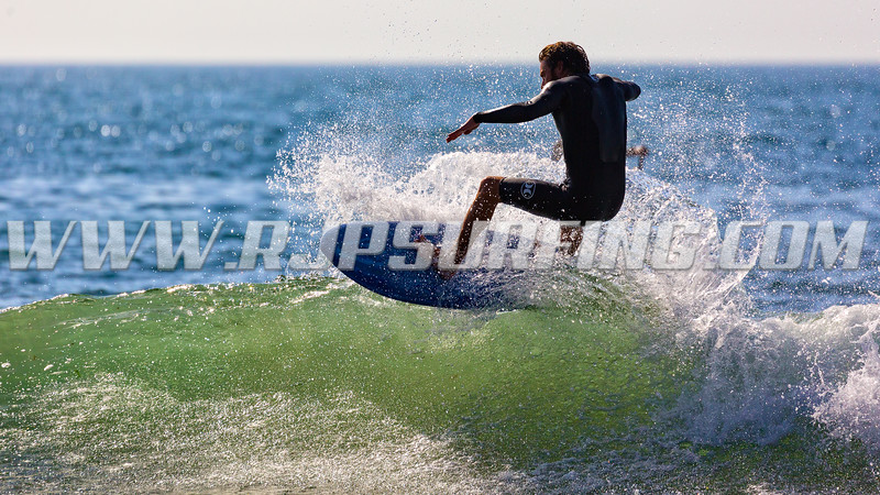 Matt Hoffman Surfing Topanga Beach (09/23/2016)