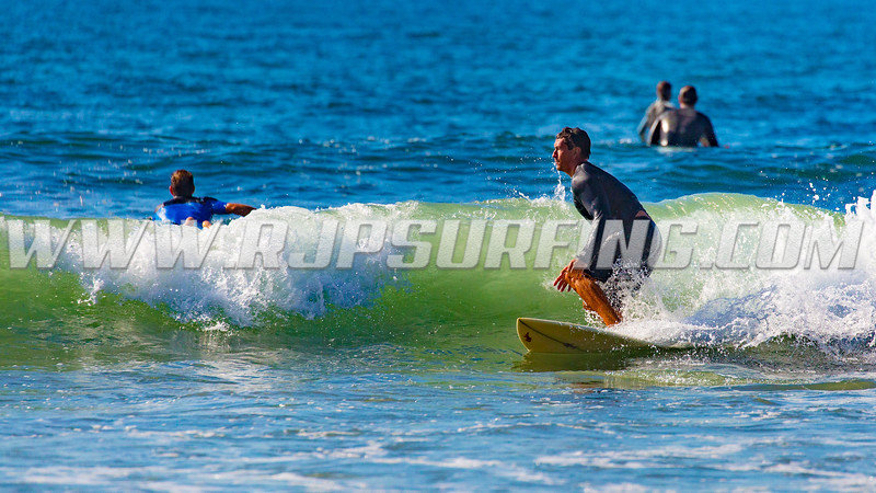 Wes Somoza Surfing Topanga Beach (09/23/2016)