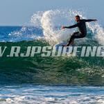 Joe Nichols Surfing Topanga Beach (09/23/2016)