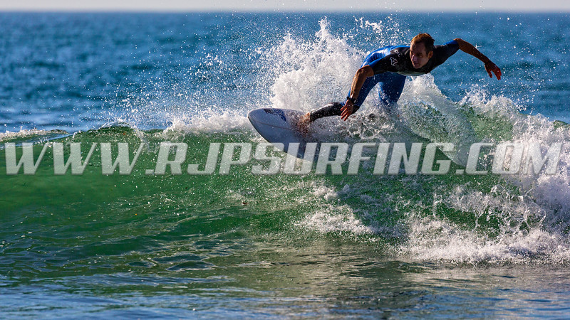 Surfing Topanga Beach (09/23/2016)