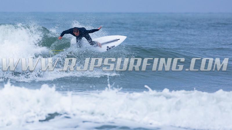 Surfing Silver Strand Beach, 04/14/2019