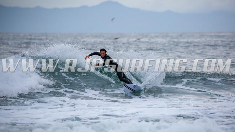 Surfing Silver Strand, 01/20/2020
