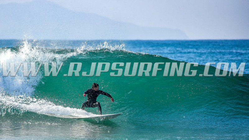 Surfing Silver Strand, 12/10/2020