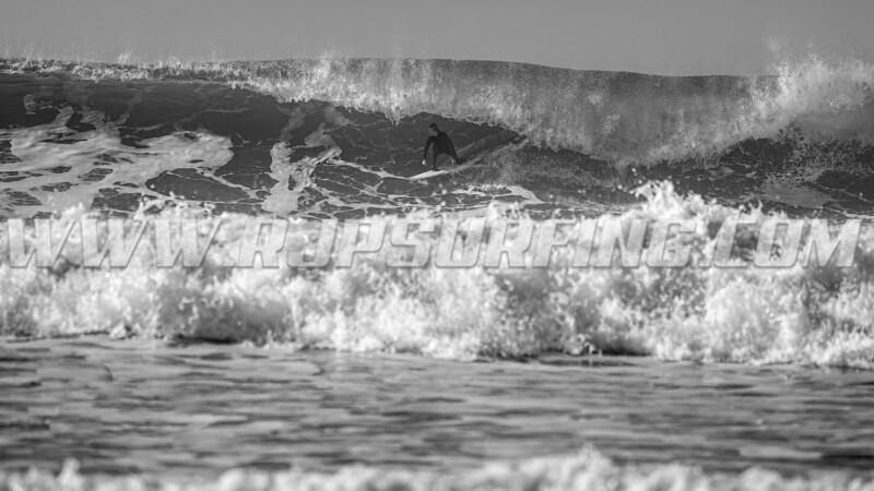 Surfing C Street, 01/03/2021