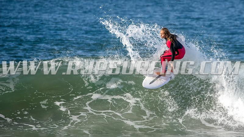 Surfing Silver Strand, 01/10/2021