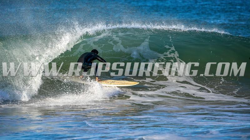 Surfing Silver Strand, 01/17/2021