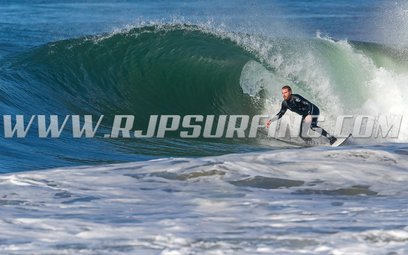 Surfing Silver Strand, 01/24/2021