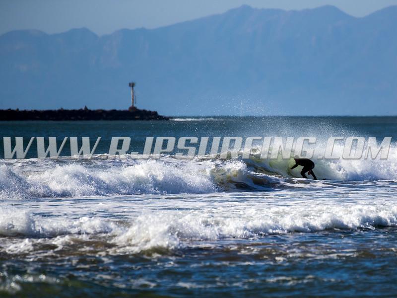 Surfing Silver Strand, 02/28/2021