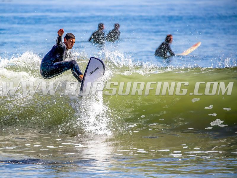 Surfing Zeros, 03/31/2021