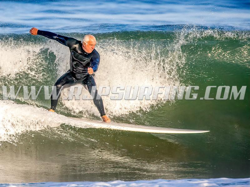 Surfing Torrance Beach, 04/10/2021