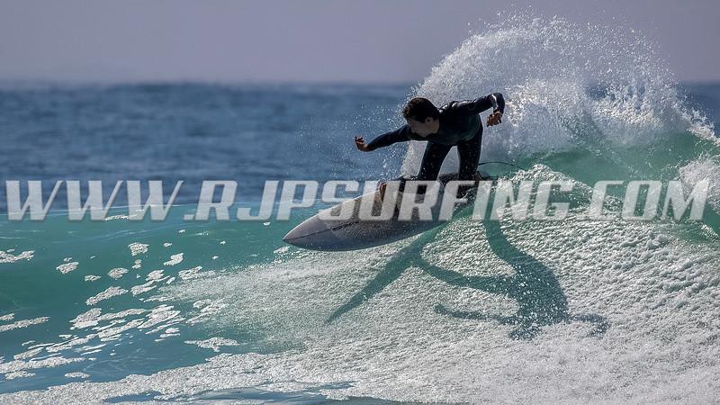 Surfing Malibu 2nd Point, 06/22/2021