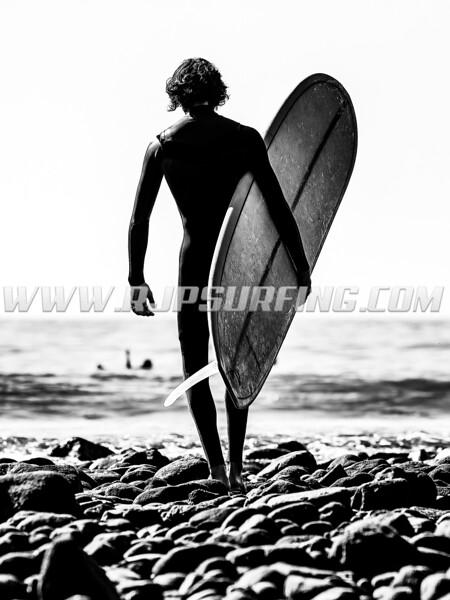 Surfing Malibu 1st Point, 04/19/2021