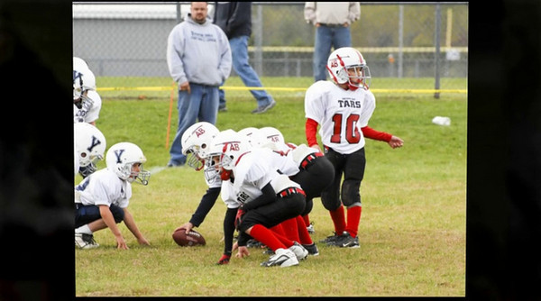 Tars vs. Bulldogs White <br /> 10.10.09<br /> (I made a mistake in the title...put Bulldogs Blue)