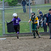 KRISTOPHER RADDER - BRATTLEBORO REFORMER<br /> Brattleboro hosted St. Albans during a softball playoff game at Brattleboro Union High School on Tuesday, May 30, 2017.