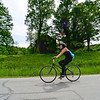 KRISTOPHER RADDER - BRATTLEBORO REFORMER<br /> Cyclist took to the roads of southern Vermont for the Tour de Heifer on Sunday, June 4, 2017.
