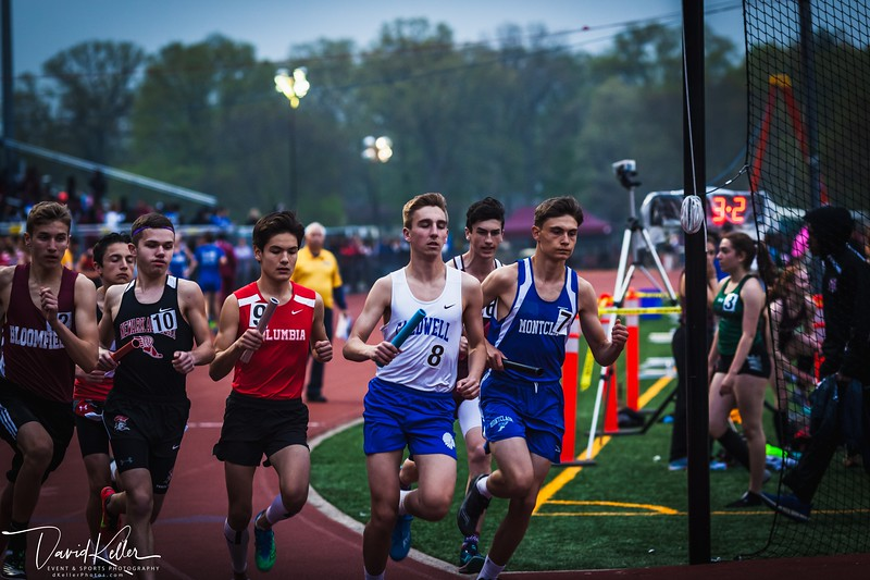 2019-0503 Caldwell HS @ WEHS Essex County Relays-9052