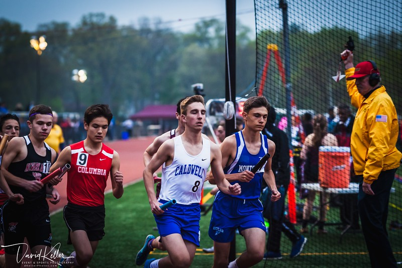 2019-0503 Caldwell HS @ WEHS Essex County Relays-9053
