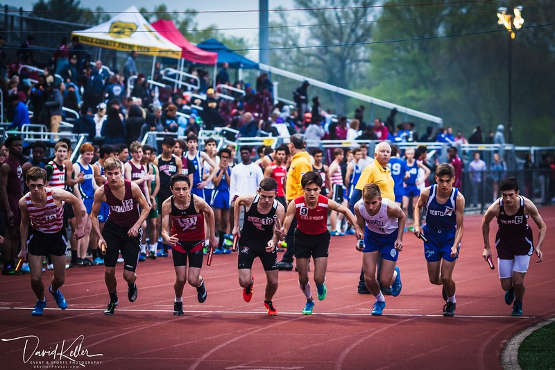 2019-0503 Caldwell HS @ WEHS Essex County Relays-9046