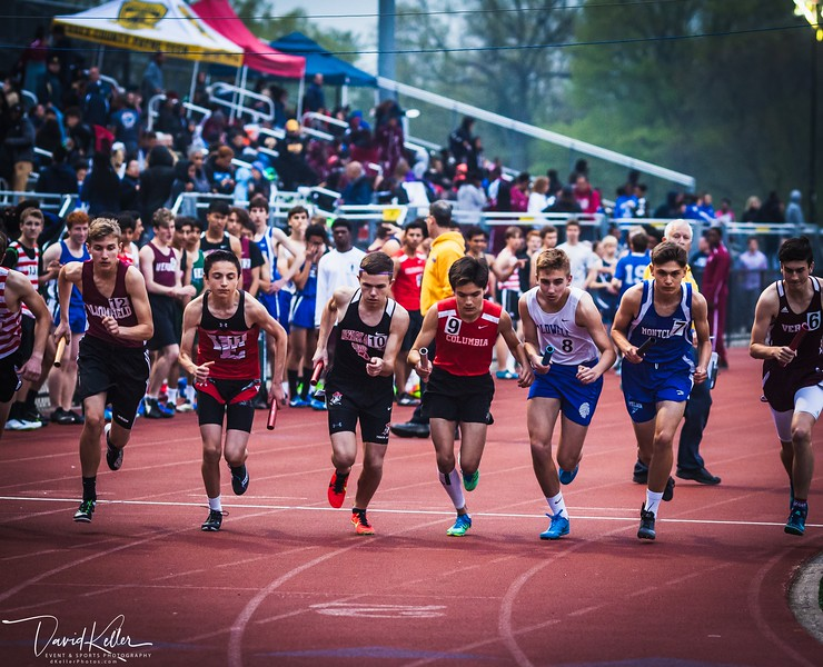 2019-0503 Caldwell HS @ WEHS Essex County Relays-9048