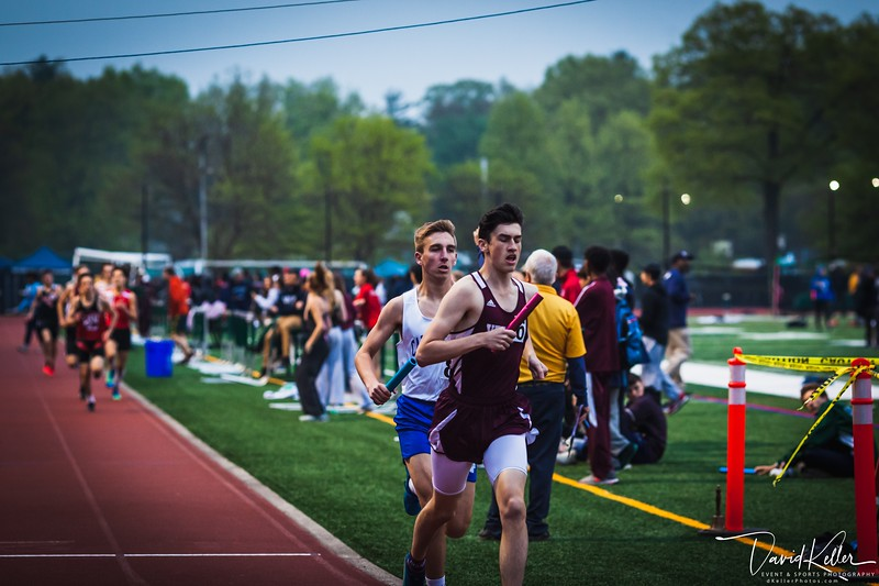 2019-0503 Caldwell HS @ WEHS Essex County Relays-9083