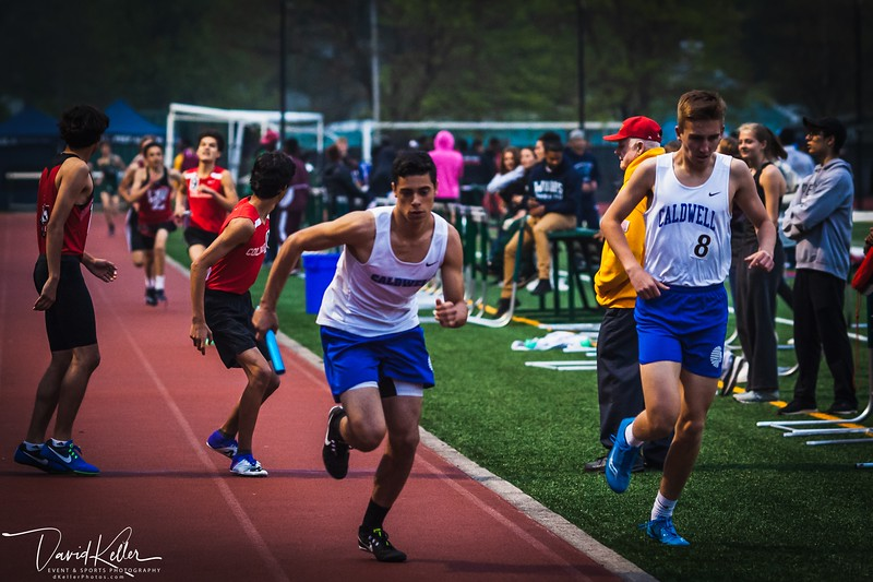2019-0503 Caldwell HS @ WEHS Essex County Relays-9099