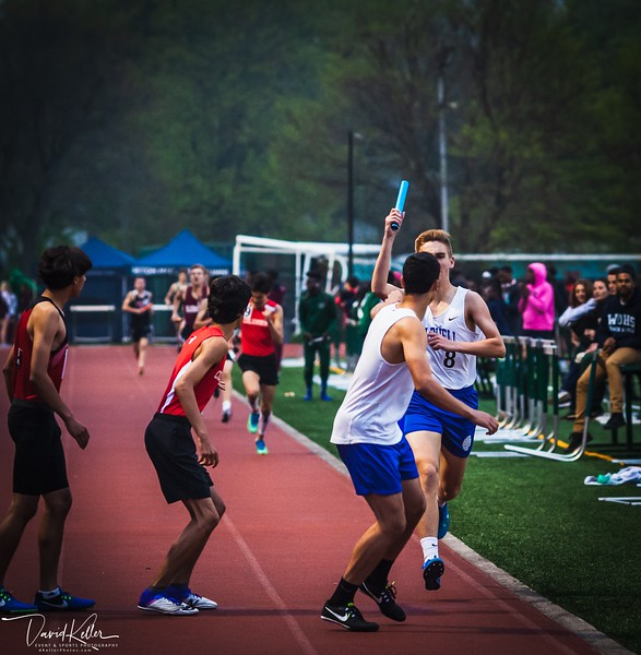 2019-0503 Caldwell HS @ WEHS Essex County Relays-9094