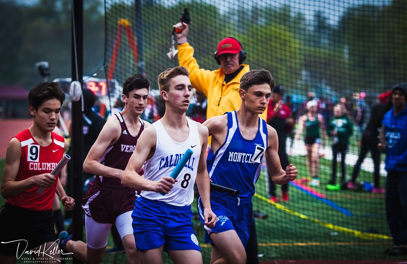 2019-0503 Caldwell HS @ WEHS Essex County Relays-9054