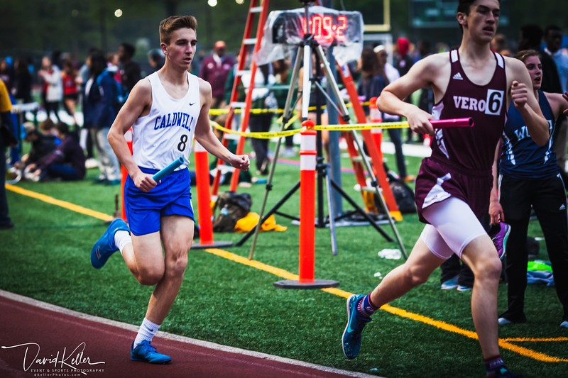 2019-0503 Caldwell HS @ WEHS Essex County Relays-9074