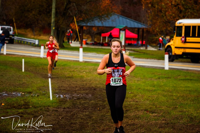 WEHS XC 2018-1103 Girl's State Sectionals 6954