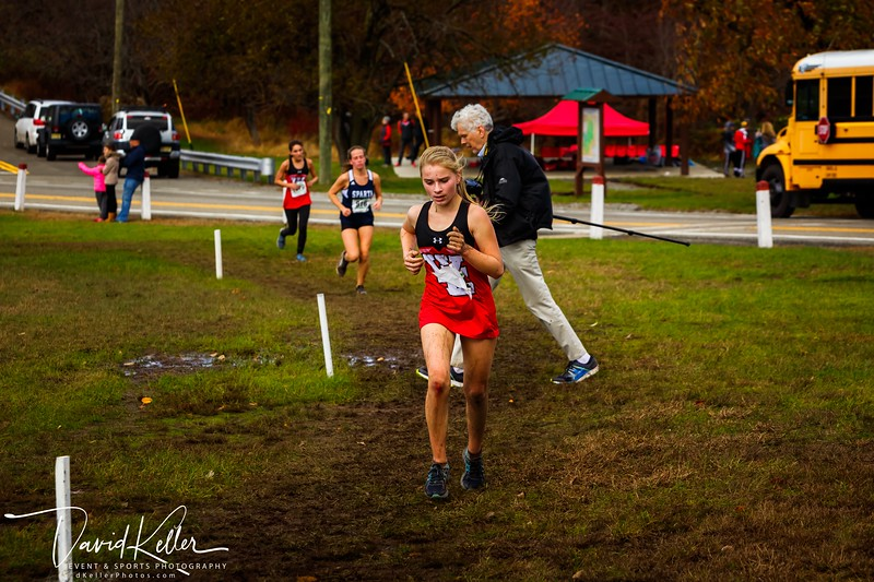 WEHS XC 2018-1103 Girl's State Sectionals 6963