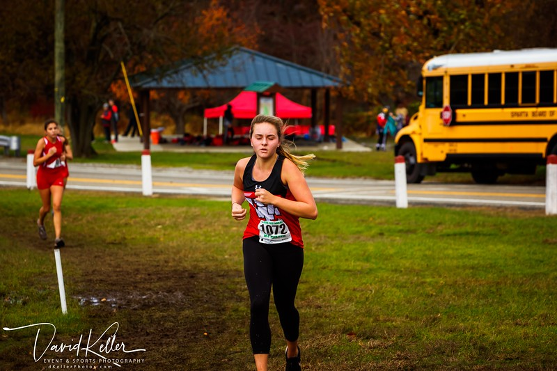WEHS XC 2018-1103 Girl's State Sectionals 6953