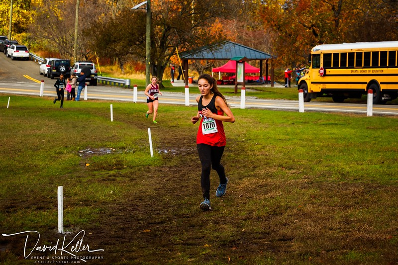 WEHS XC 2018-1103 Girl's State Sectionals 6974