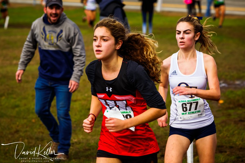 WEHS XC 2018-1103 Girl's State Sectionals 6950-2